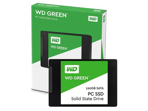 Ổ cứng SSD Western Digital Green 120GB 2.5